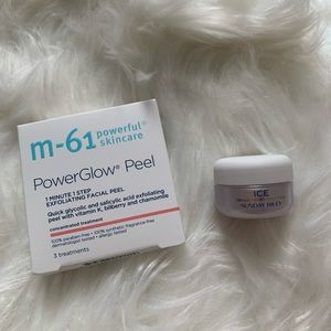 ICE: Sunday Riley & m-61 PowerFlow Peel